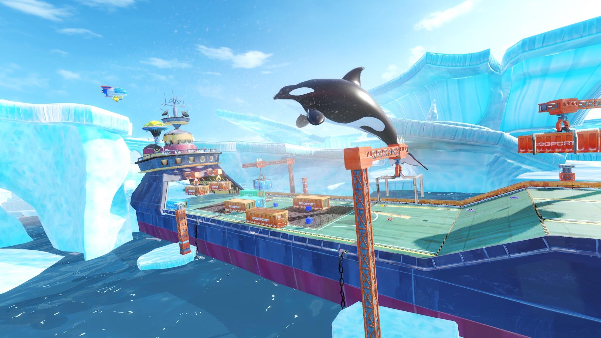 Team Sonic Racing Gamescom Screenshot 23