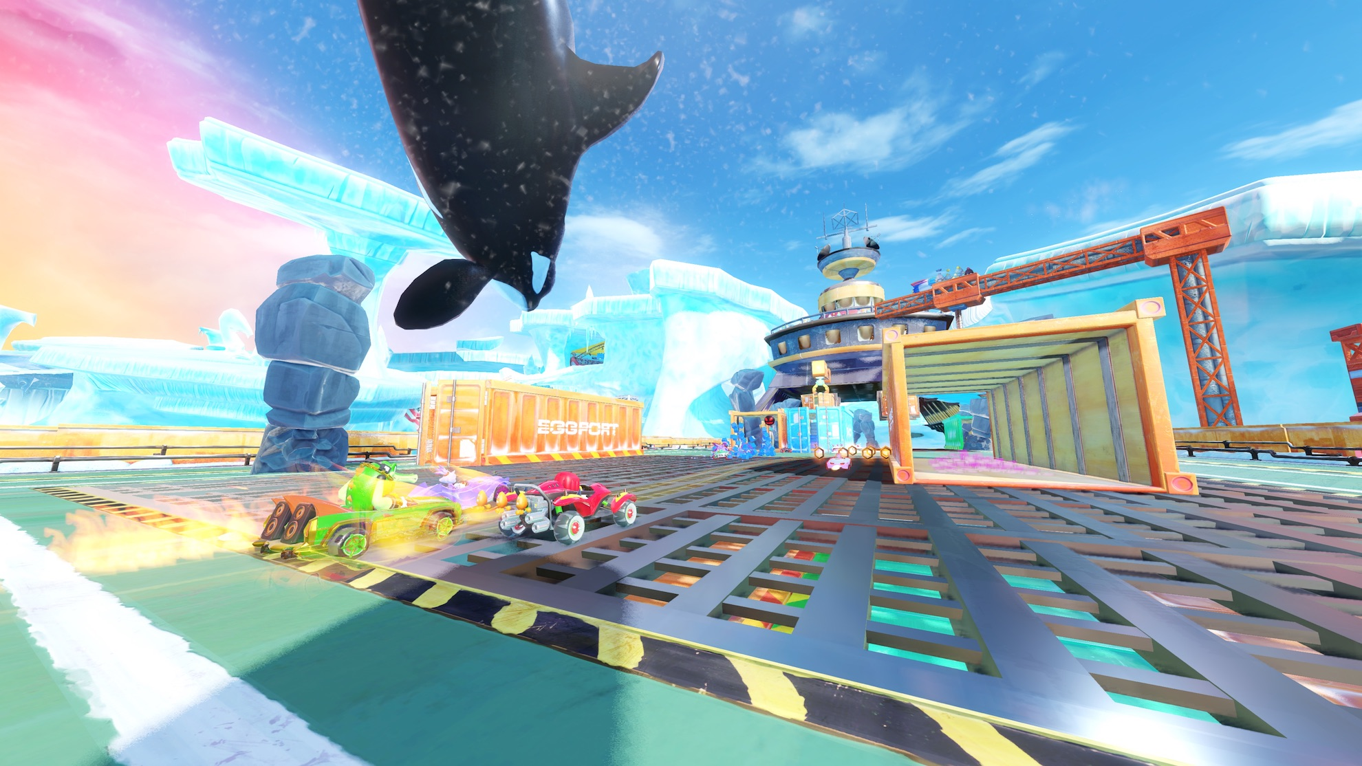 Team Sonic Racing Gamescom Screenshot 6