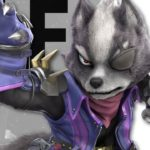 Wolf Super Smash Bros. Ultimate Artwork
