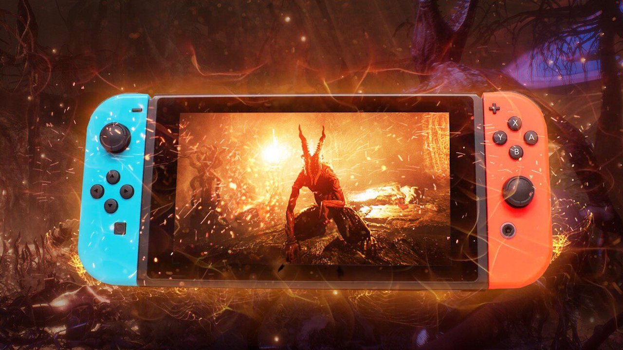 Agony Nintendo Switch Screenshot