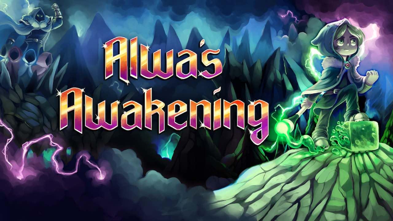 Alwa's Awakening Banner