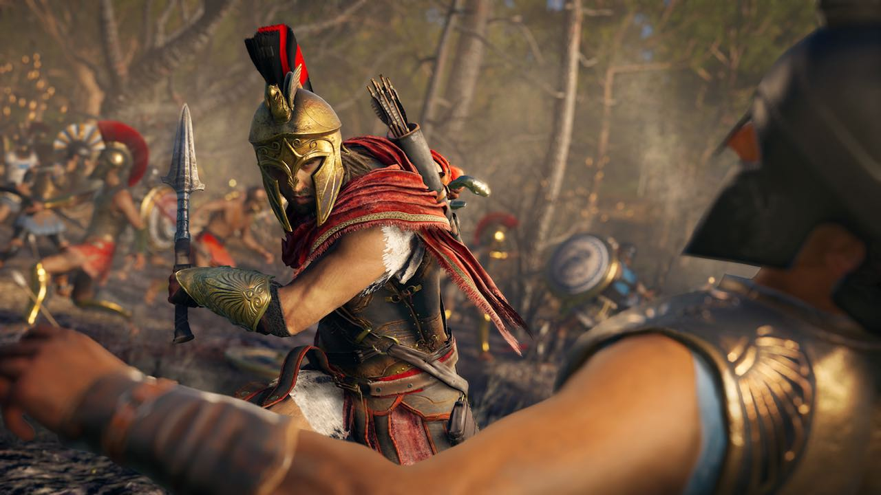 Assassin's Creed Odyssey Screenshot