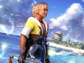 Final Fantasy 10 Tidus Artwork