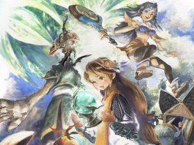 Final Fantasy Crystal Chronicles Remastered Edition Artwork