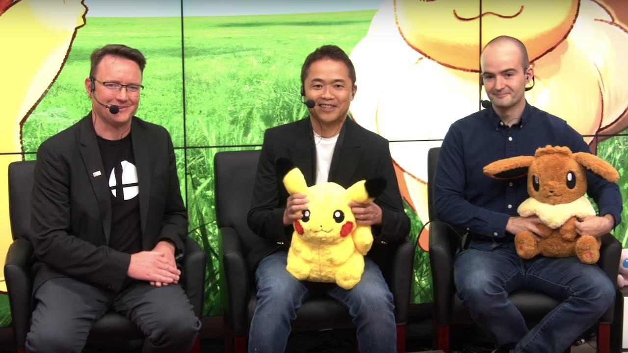 Junichi Masuda E3 2018 Photo