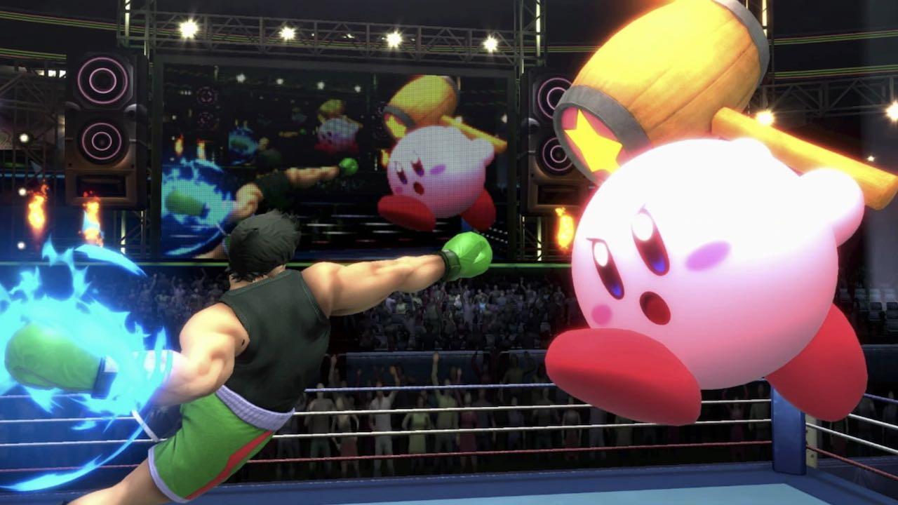 Kirby Super Smash Bros. Ultimate Screenshot