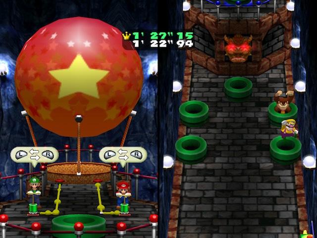 Mario Party 4 Dungeon Duos Screenshot
