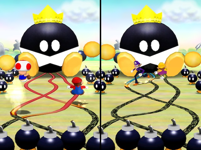 Mario Party 5 Defuse Or Lose Screenshot
