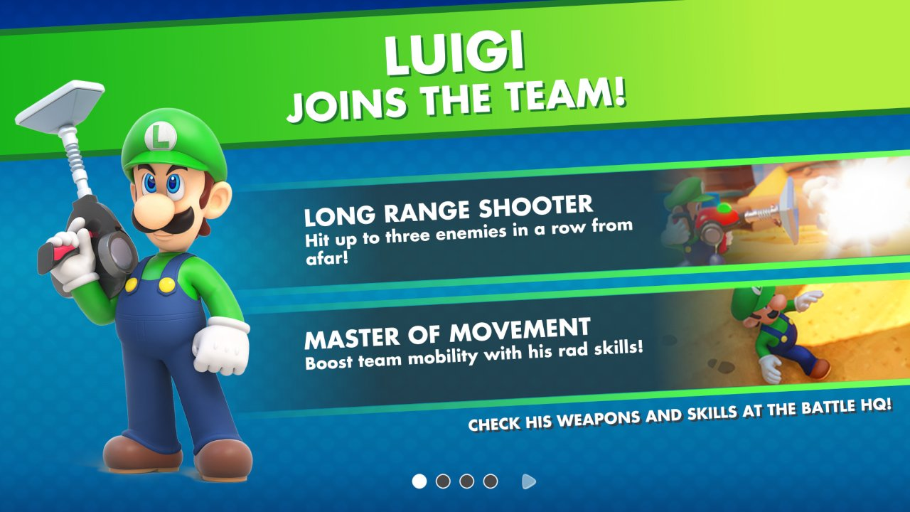 Mario + Rabbids Kingdom Battle Update Screenshot