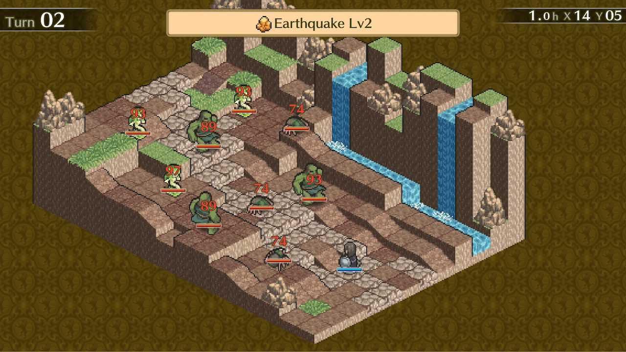 Mercenaries Saga Chronicles Screenshot