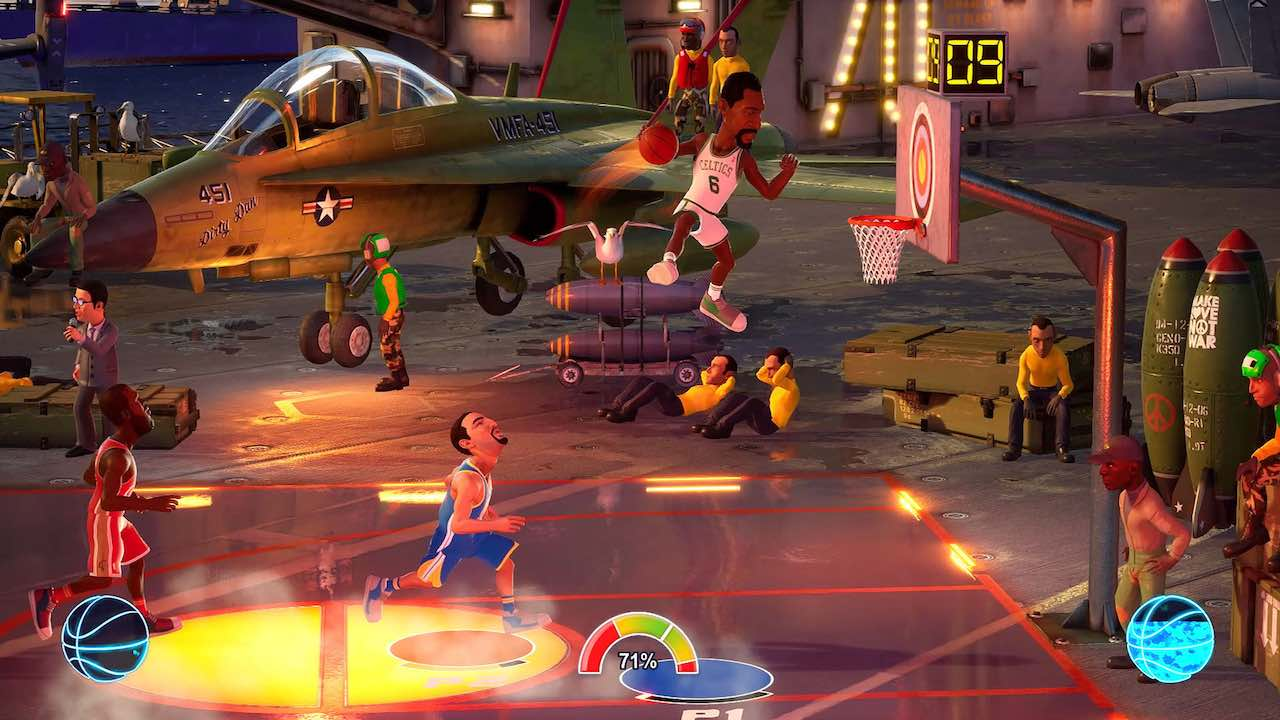 NBA 2K Playgrounds 2 Screenshot