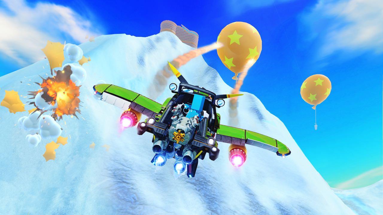 Nintendo Labo Toy-Con Plane Screenshot