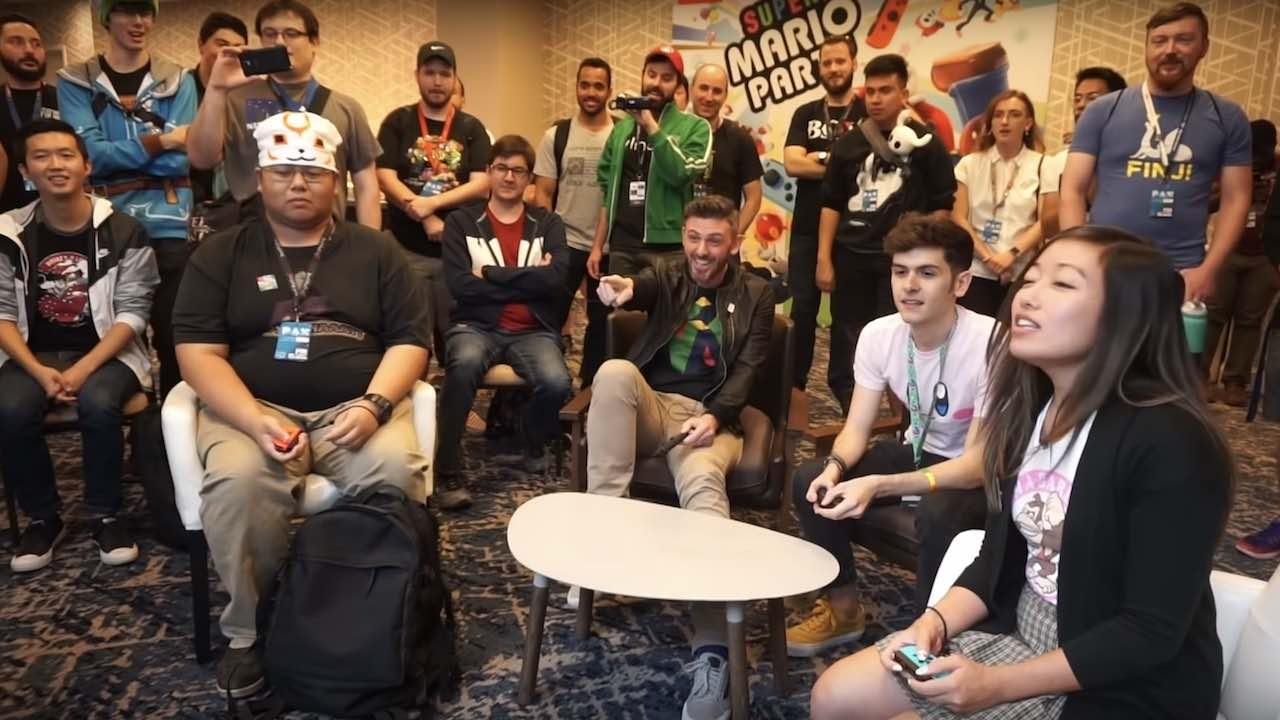 Nintendo Minute Super Mario Party Photo