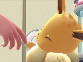 Pokémon Let's GO, Eevee! Screenshot
