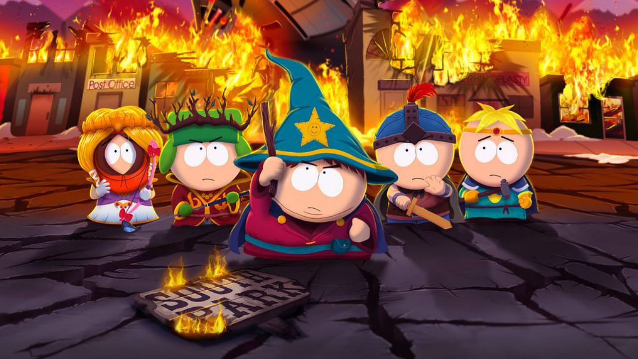 South Park: The Stick Of Truth Artwork