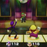 Super Mario Party Sound Stage Screenshot