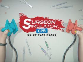 Surgeon Simulator CPR Review Header