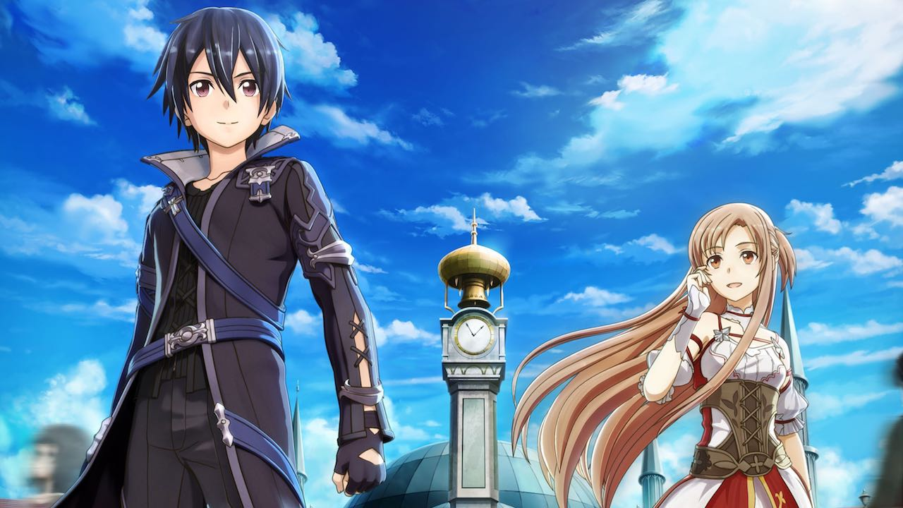 Sword Art Online: Hollow Realization Artwork