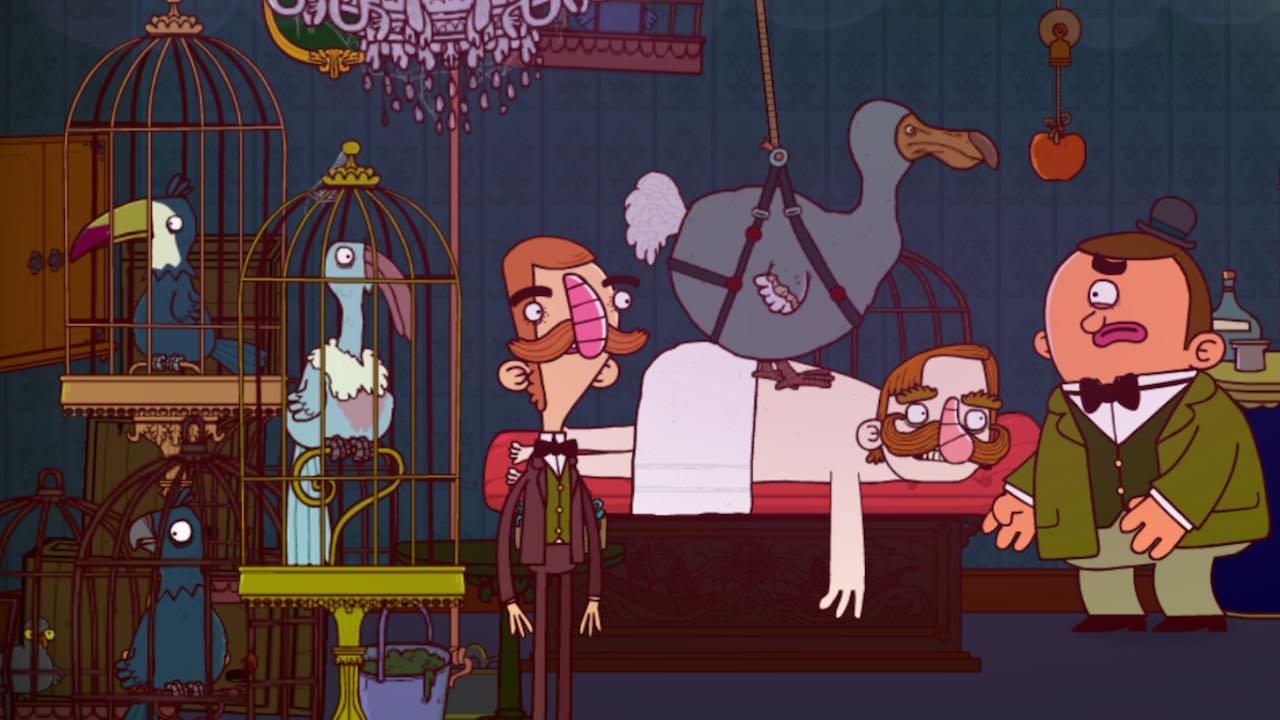 The Adventures Of Bertram Fiddle: Episode 1 Review Header