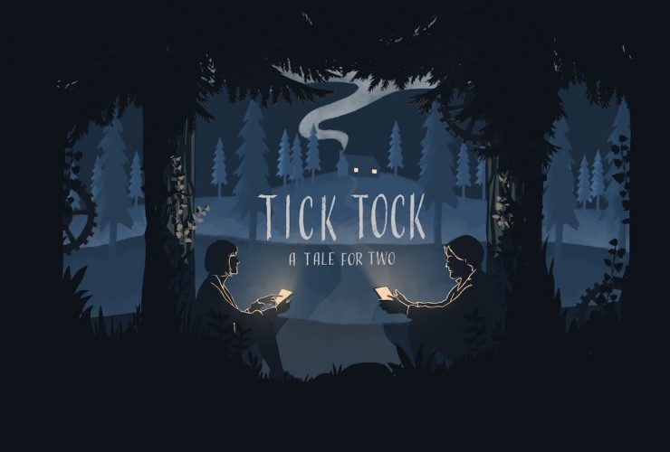 Tick Tock: A Tale For Two Artwork