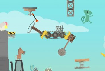 Ultimate Chicken Horse Review Header