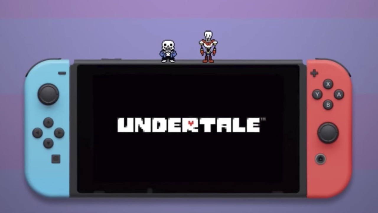 Undertale Nintendo Switch Screenshot