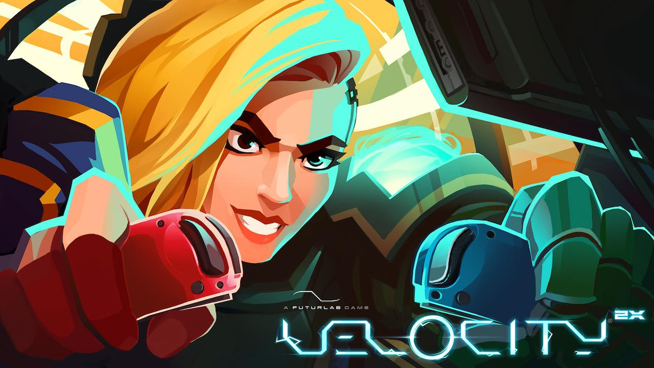 Velocity 2X Switch Artwork