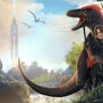 ARK: Survival Evolved Key Art