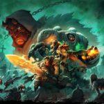 Battle Chasers Nightwar Key Art