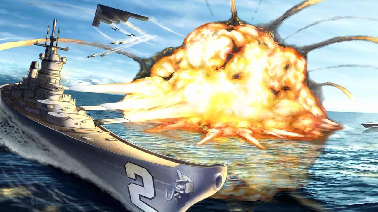 Battle Group 2 Key Art