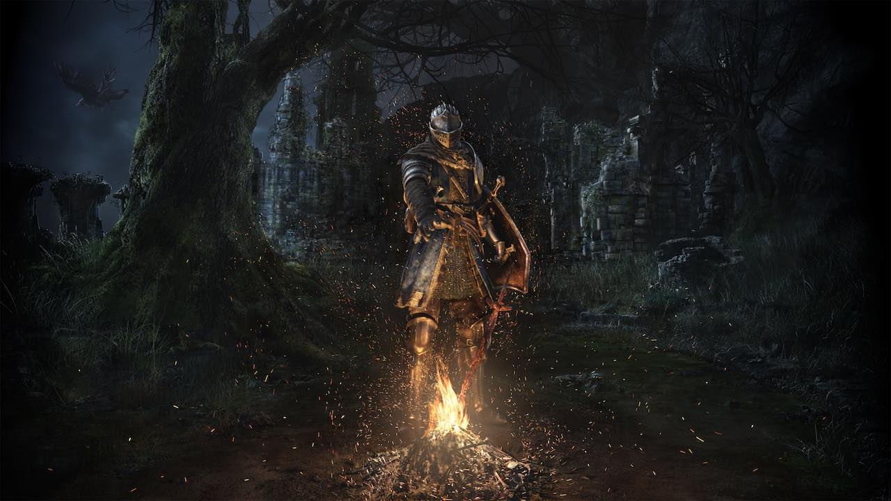 Dark Souls Remastered Review Header