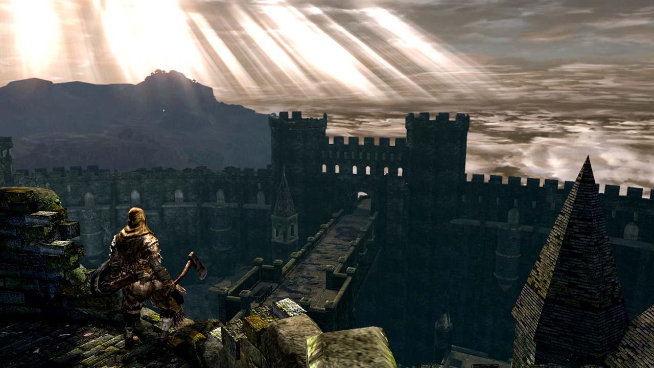 Dark Souls Remastered Review Screenshot 1