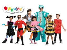 Disguise Halloween Costume Assortment Photo