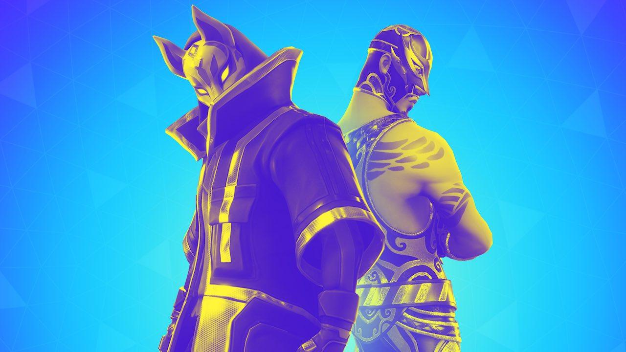 Fortnite In-Game Tournaments Screenshot