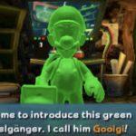 Gooigi Luigi's Mansion Screenshot