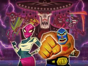 Guacamelee! Super Turbo Championship Edition Review Header