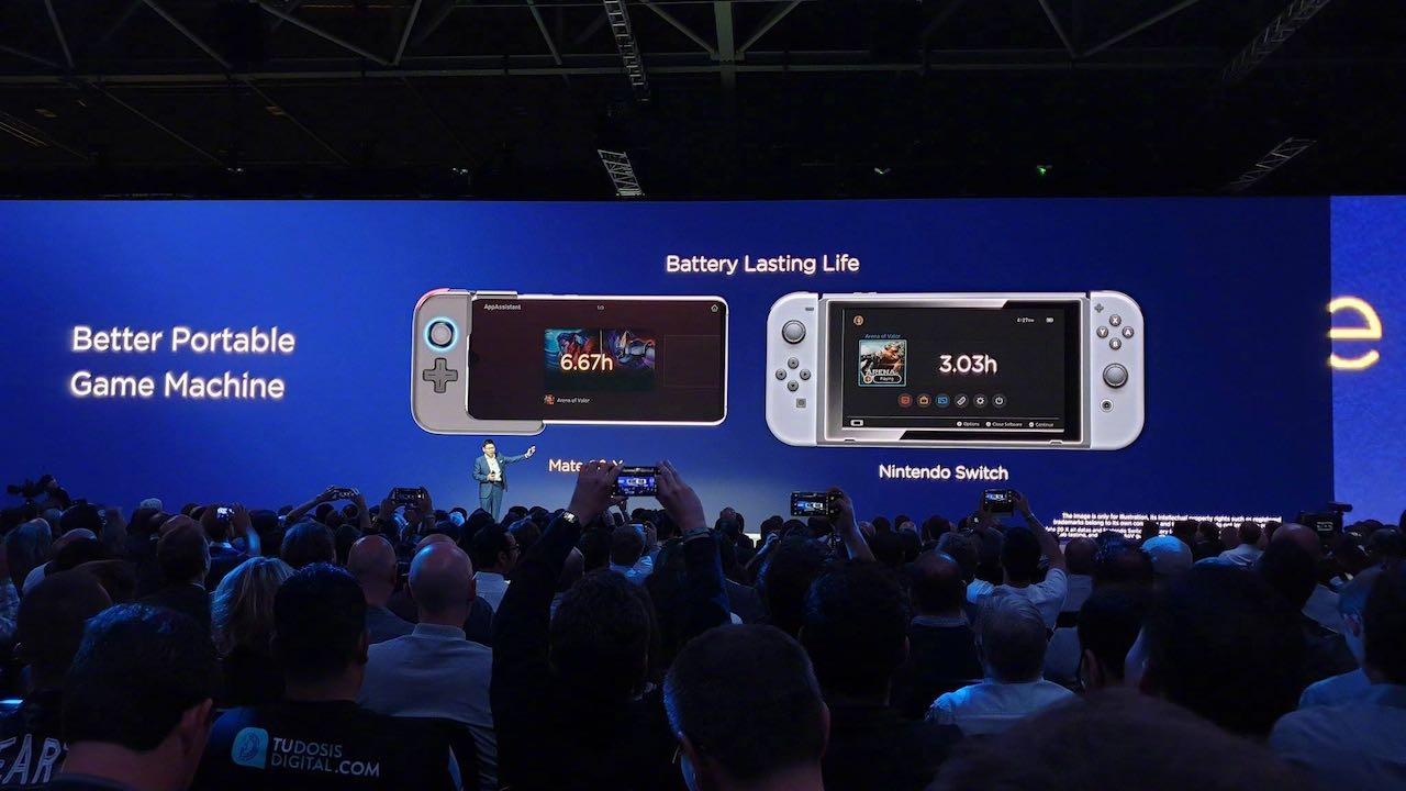 Turf N Surf >> Huawei Wrongly Believe Mate 20 X Is Better Than Nintendo Switch - Nintendo Insider