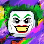 Joker LEGO DC Super-Villains Key Art