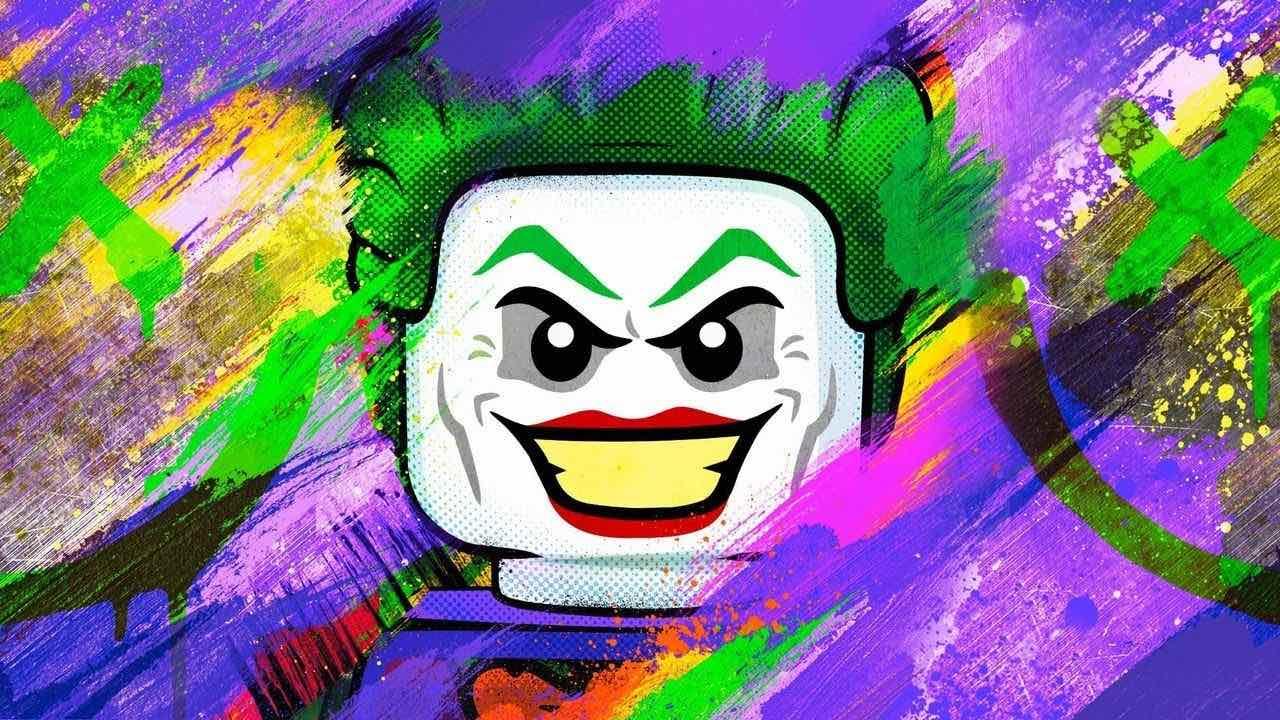 Joker LEGO DC Super-Villains Key Art