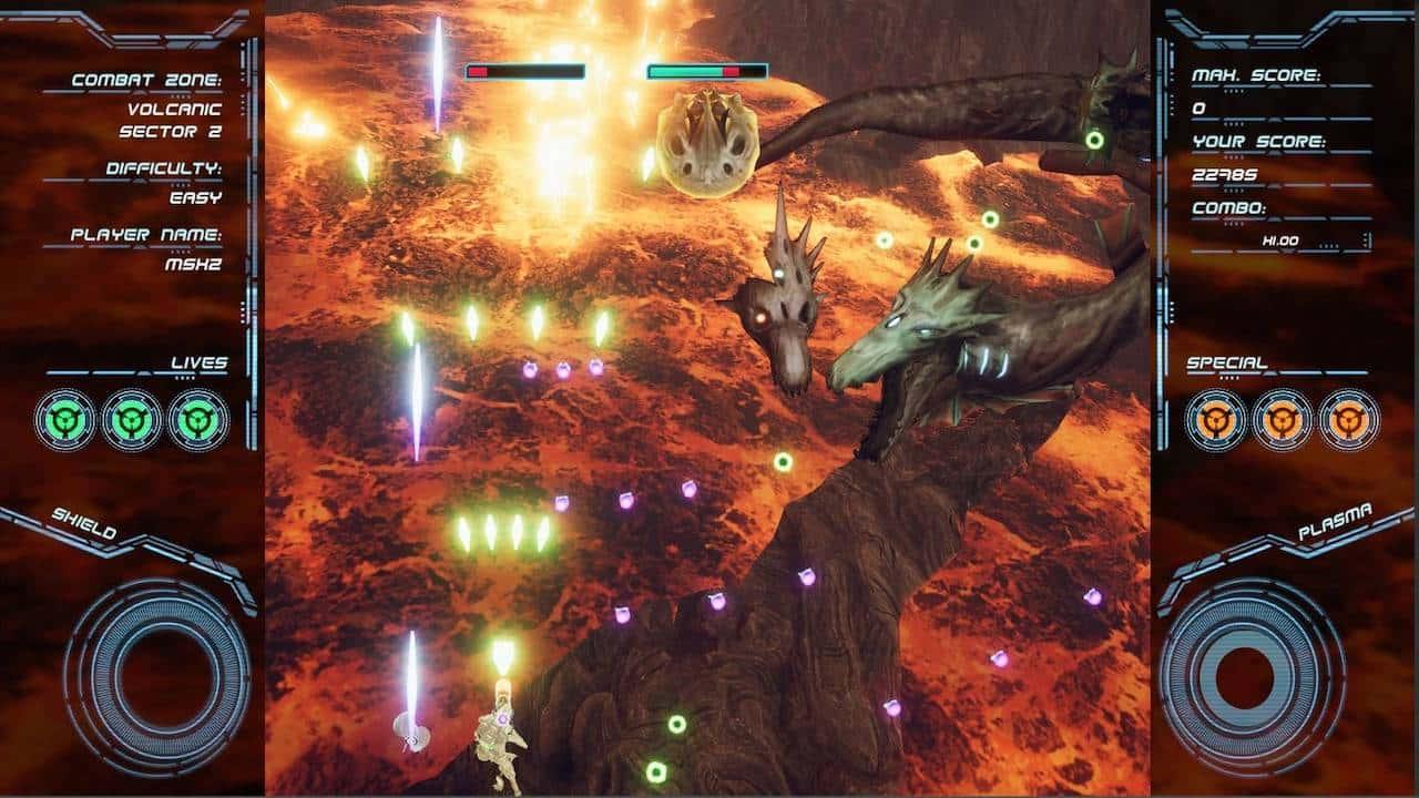 Mars Chaos Menace Screenshot