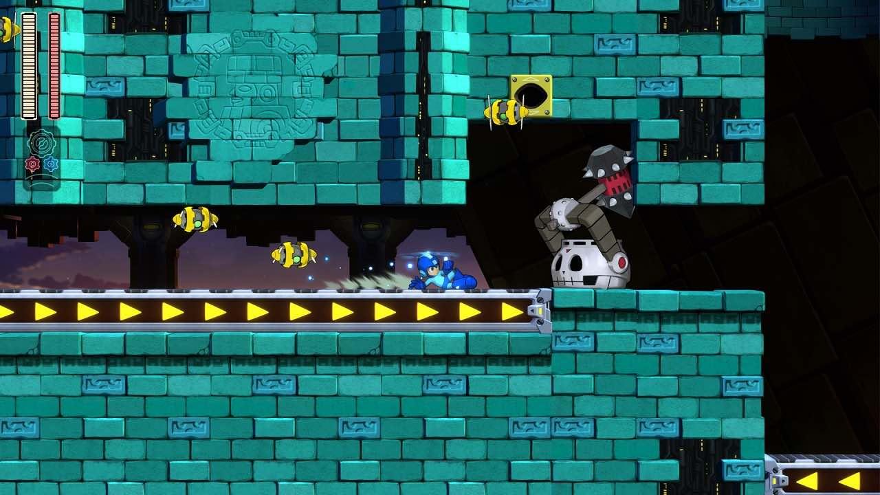 Mega Man 11 Review Screenshot 1