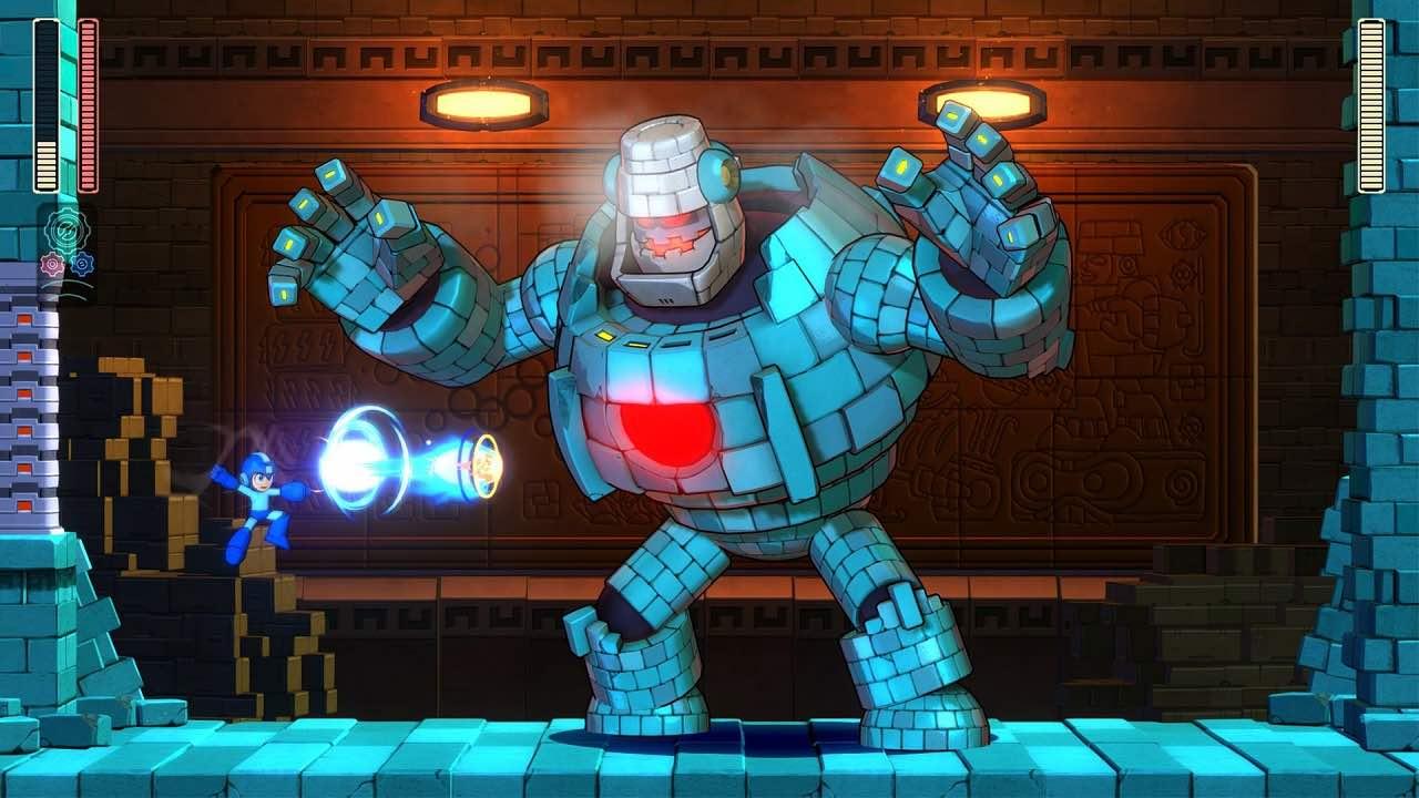 Mega Man 11 Review Screenshot 3