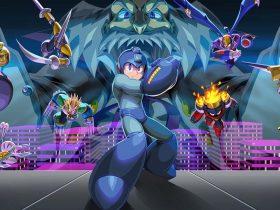 Mega Man Legacy Collection 2 Key Art