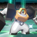 Melmetal Pokémon Let's Go Screenshot