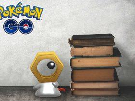 Meltan Pokémon GO Key Art
