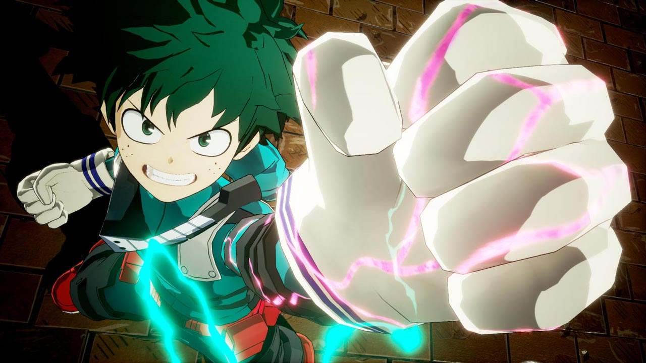 My Hero One's Justice Review Screenshot 3