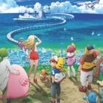 Pokémon The Movie: The Power Of Us Key Art