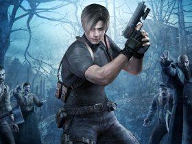 Resident Evil 4 Key Art