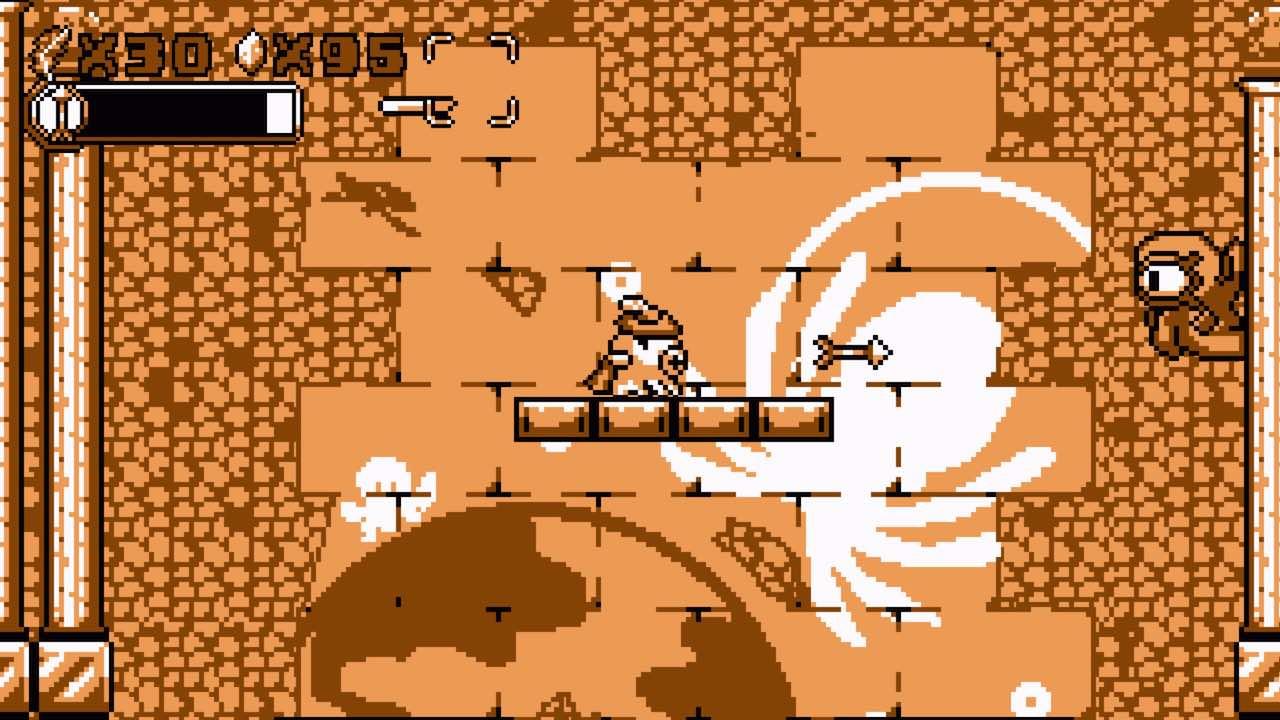 Save Me Mr Tako! Screenshot