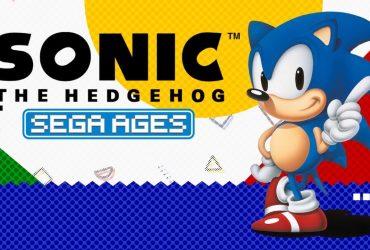 SEGA AGES Sonic The Hedgehog Review Header